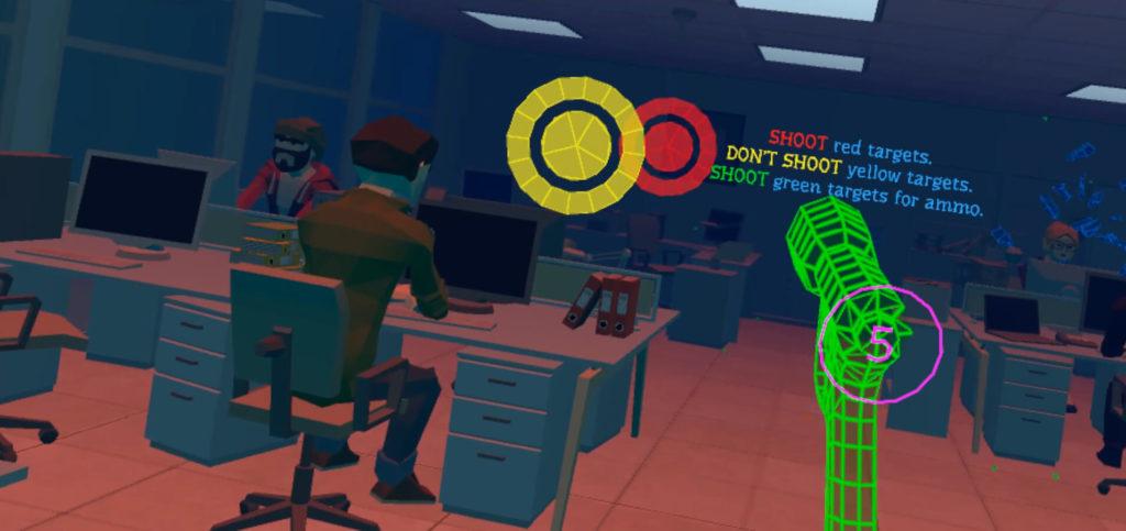 Shooting Targets Prototype